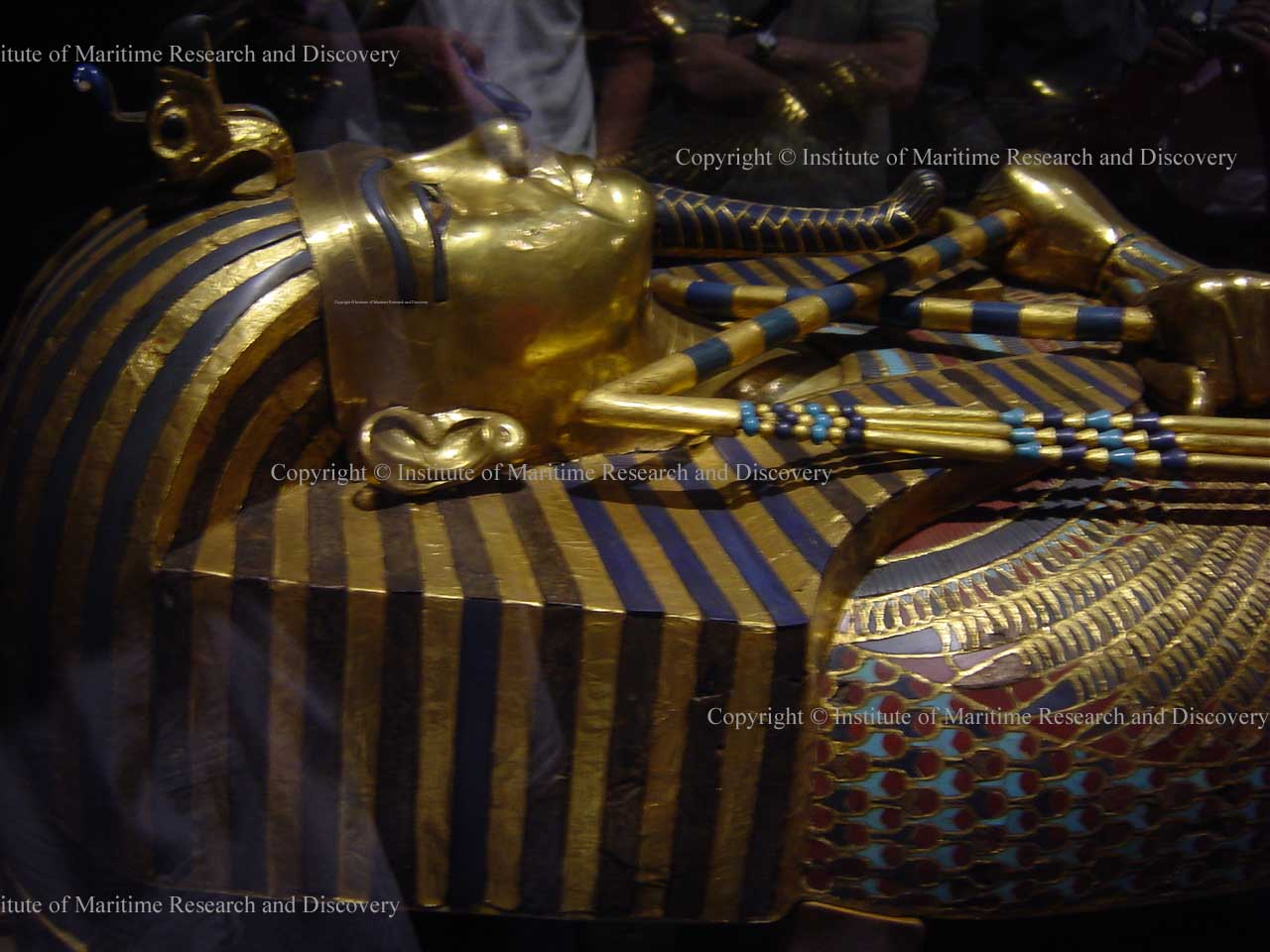 Outter Coffin of King Tutankhamun