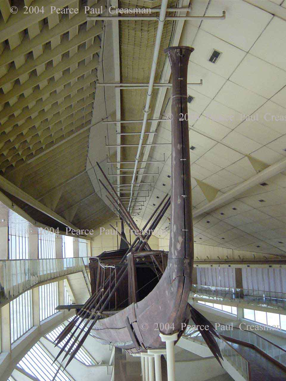 The Khufu (Cheops) Barge