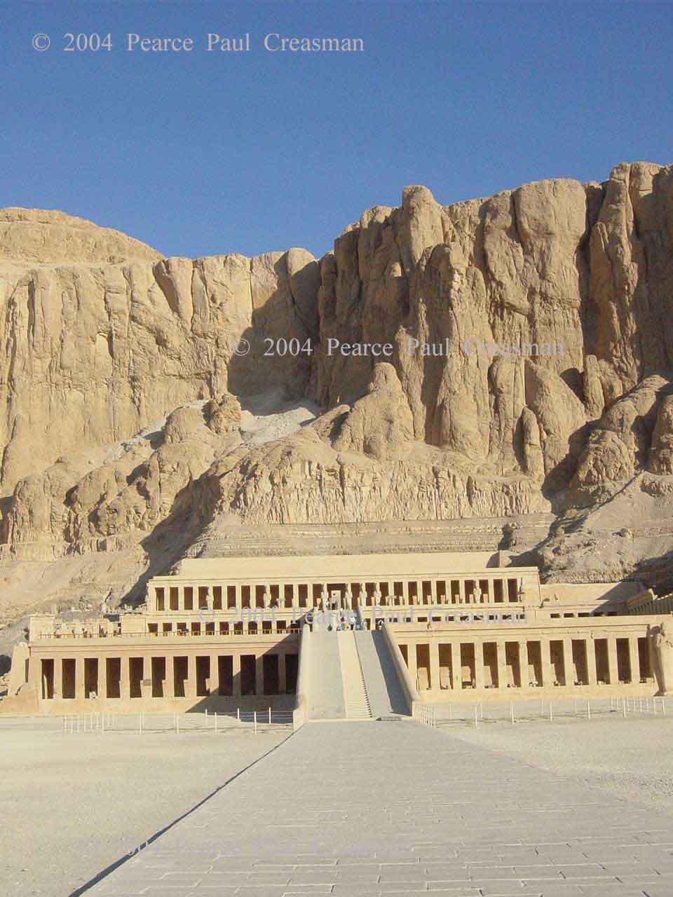 Queen Hatshepsut's Temple-
